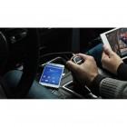 Sony Dual Quick Charger melns autolādētājs AN420 un micro USB vads (2 x 1800 mah)