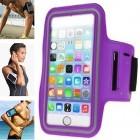 Futrālis sportam (rokas saite) - violeta, universāls (XL+ izmērs)