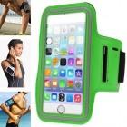 Futrālis sportam (rokas saite) - zaļš, universāls (XL+ izmērs)