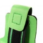 """""""Bubble"""" apvalks sportam (rokas saite) - zaļš, universāls (L izmērs)"""