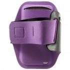 """""""Bubble"""" apvalks sportam (rokas saite) - violeta, universāls (L izmērs)"""