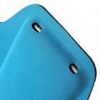 """""""Bubble"""" apvalks sportam (rokas saite) - zils, universāls (XL+ izmērs)"""