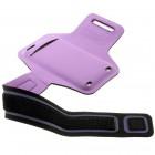 """""""Bubble"""" apvalks sportam (rokas saite) - violeta, universāls (XL+ izmērs)"""