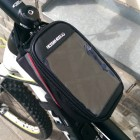 """Roswheel"" - universāls telefona futrālis velosipēdam (XL)"