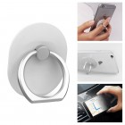 Ring telefona autoturētājs - gredzens - balts