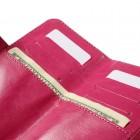"""Universāls """"Crazy Horse"""" aizverams rozs maciņš, ar kabatiņu kartem ielikt un iespēju piestiprināt pie siksnas (L+ izmērs)"""