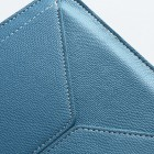 Universāls zils ādas 10.1 collas planšetdatoru maciņš