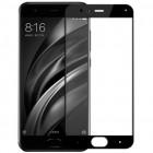 Xiaomi Mi 6 Mocolo Tempered Glass melns ekrāna aizsargstikls