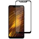 Xiaomi Pocophone F1 Mocolo Tempered Glass melns ekrāna aizsargstikls