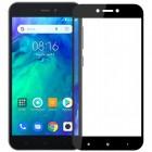 Xiaomi Redmi Go Mofi Tempered Glass melns ekrāna aizsargstikls