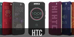 HTC mobilo telefonu un planšetu aksesuāri, piederumi un daļas