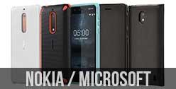 Nokia mobilo telefonu un planšetu aksesuāri, piederumi un daļas