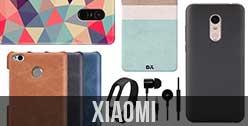 Xiaomi mobilo telefonu un planšetu aksesuāri, piederumi un daļas